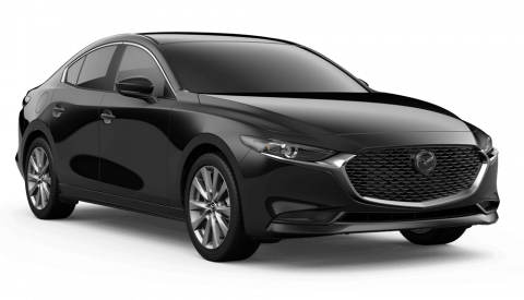 New 2020 Mazda3 Sedan w/Select Pkg AWD