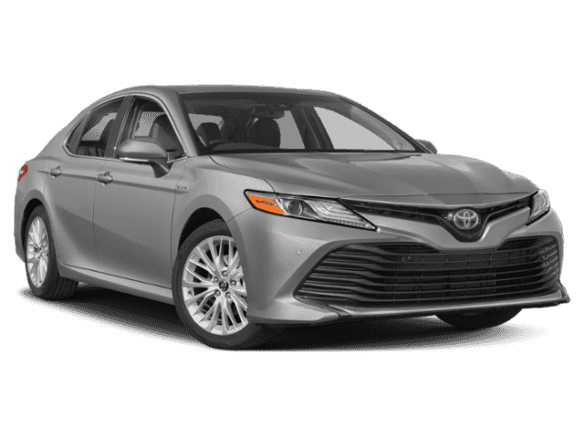 New 2020 Toyota Camry Hybrid Xle
