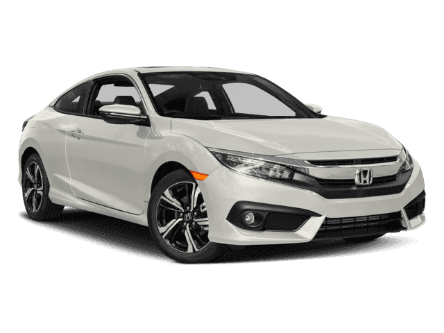 New 2017 Honda Civic Touring CVT FWD 2dr Car