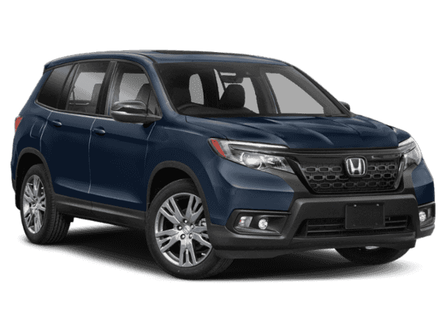 Demo 2019 Honda Passport EX-L