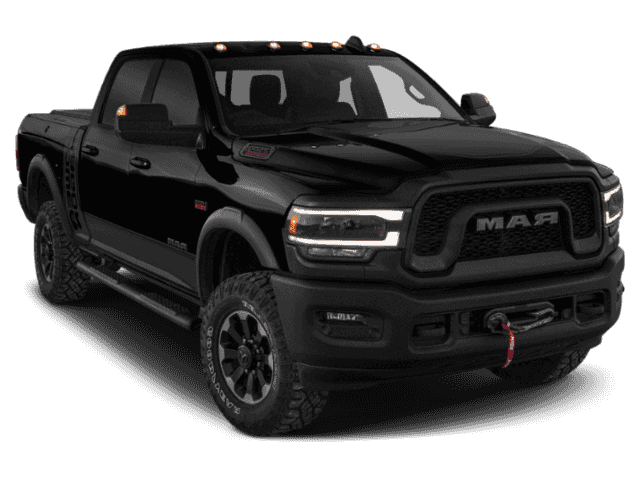 New 2019 RAM 2500 Power Wagon 4WD
