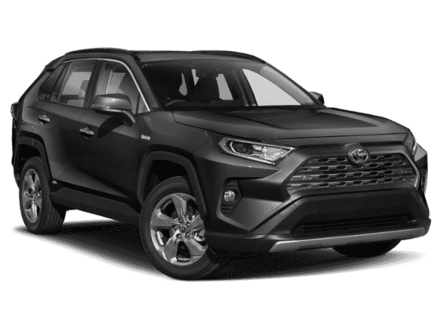 New 2019 Toyota RAV4 HYBRID LIMITED AWD SUV