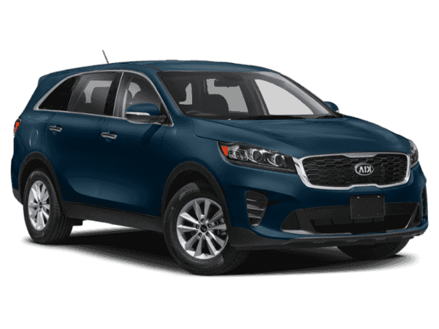New 2020 Kia Sorento LX All Wheel Drive SUV