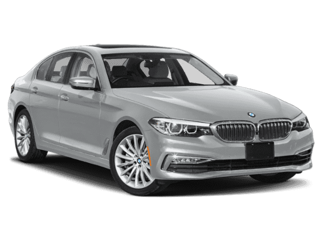 New 2020 BMW 5 Series 530i Sedan