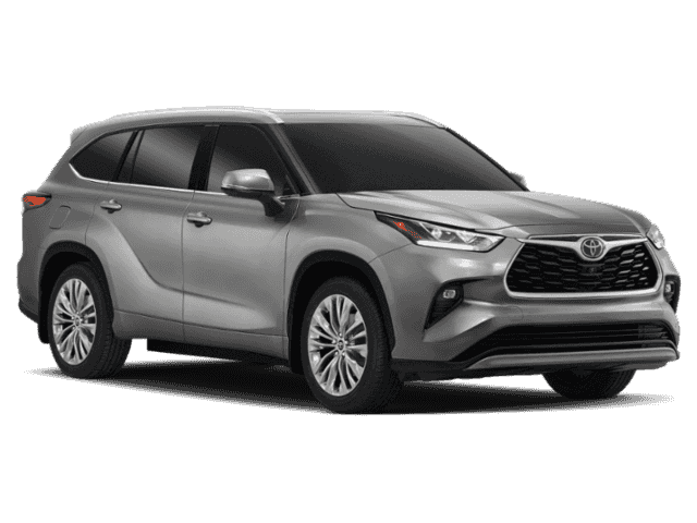 New 2020 Toyota Highlander L FWD