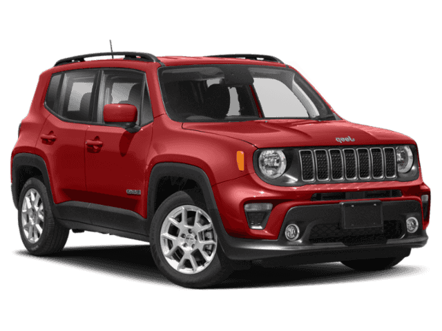 New 2019 JEEP Renegade Upland