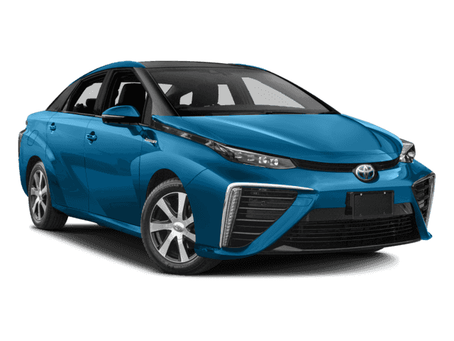 New 2018 Toyota Mirai Sedan 4dr Car In Santa Monica