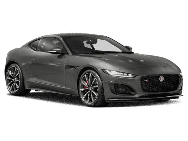 New 2021 Jaguar F-TYPE Coupe Auto First Edition