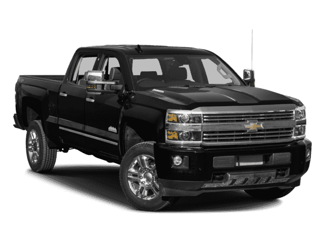 Pre-Owned 2017 Chevrolet Silverado 2500HD High Country 4WD