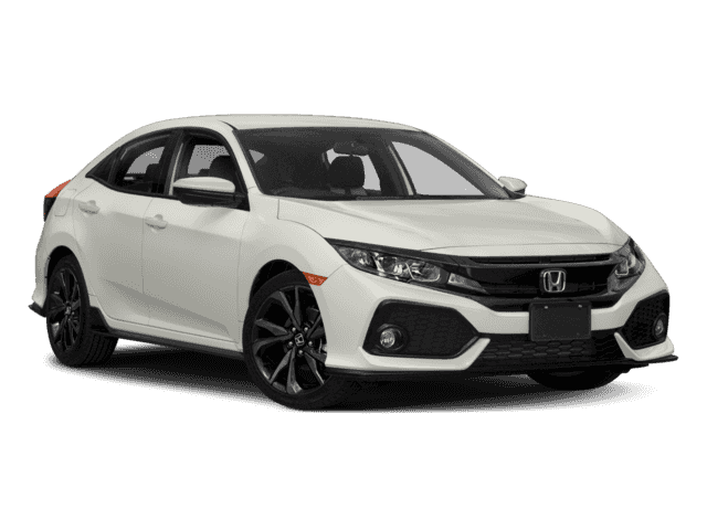New Honda Civic Sport