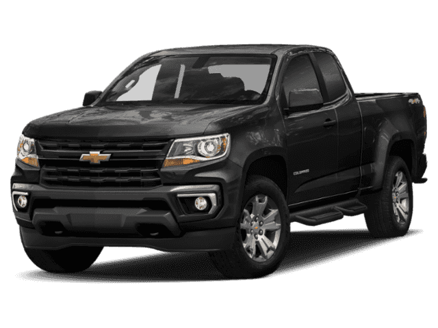 New 2021 Chevrolet COLORADO WT EXT CAB