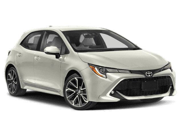 Stock #: 39545 Blizzard Pearl [extra_cost_color] 2020 Toyota Corolla Hatchback XSE 5D Hatchback in Milwaukee, Wisconsin 53209