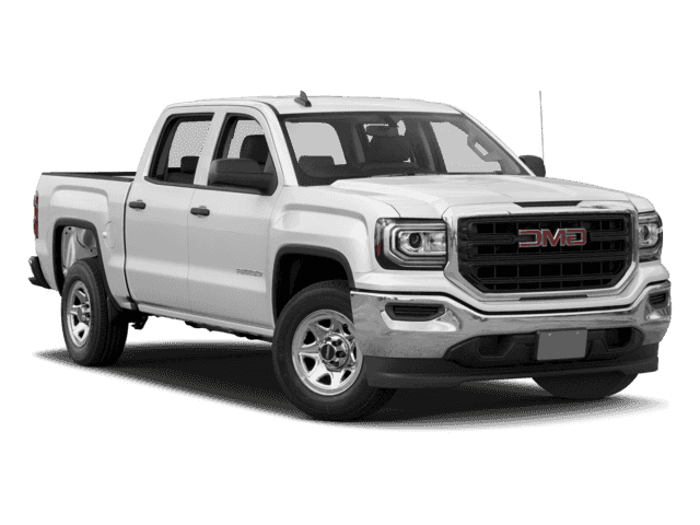 2017 Gmc Sierra 1500 Double Cab >> New 2017 Gmc Sierra 1500 Crew Cab Pickup Standard Bed In Amarillo