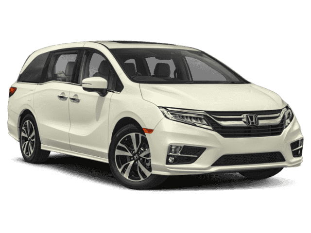 New 2019 Honda Odyssey Elite FWD Elite 4dr Mini-Van