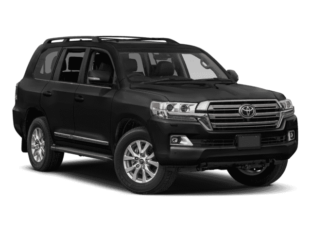 New 2017 Toyota Land Cruiser 4wd Suv V8
