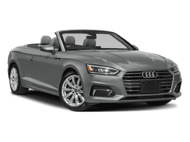 New Audi A Cabriolet Premium Plus Convertible In Union City - Audi a5 convertible