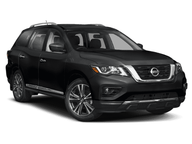 New 2020 Nissan Pathfinder Platinum