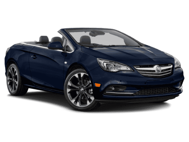 New 2019 Buick Cascada Premium With Navigation