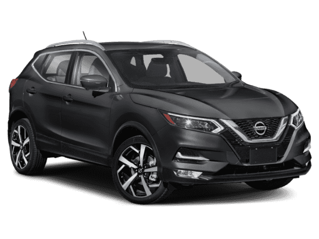 New 2020 Nissan Rogue Sport AWD SL CVT With Navigation & AWD