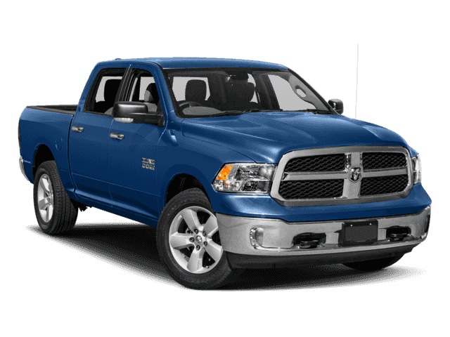 Pre-Owned 2017 RAM 1500 BIG HORN Four Wheel Drive Short Bed
