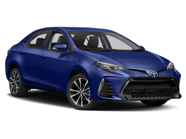 New 2019 Toyota Corolla Se 4dr Car In Jacksonville 92090