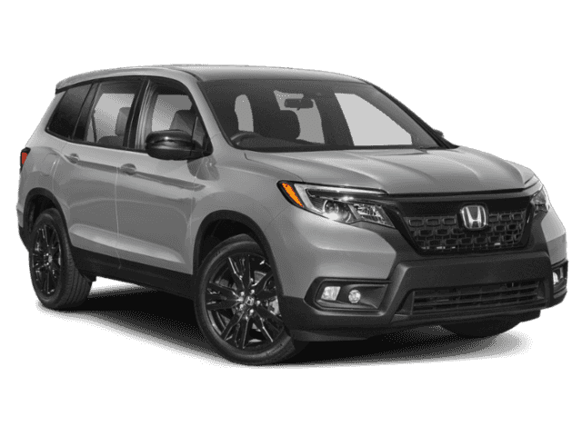 New 2020 Honda Passport Sport