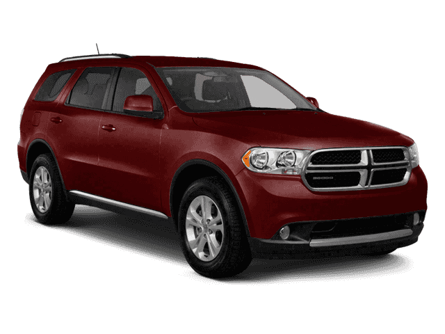 Pre-Owned 2012 Dodge Durango Crew With Navigation & AWD