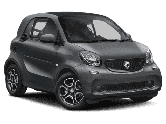 New 2018 smart Fortwo electric drive pure RWD
