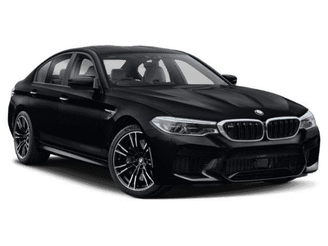 New 2019 BMW M5 Competition