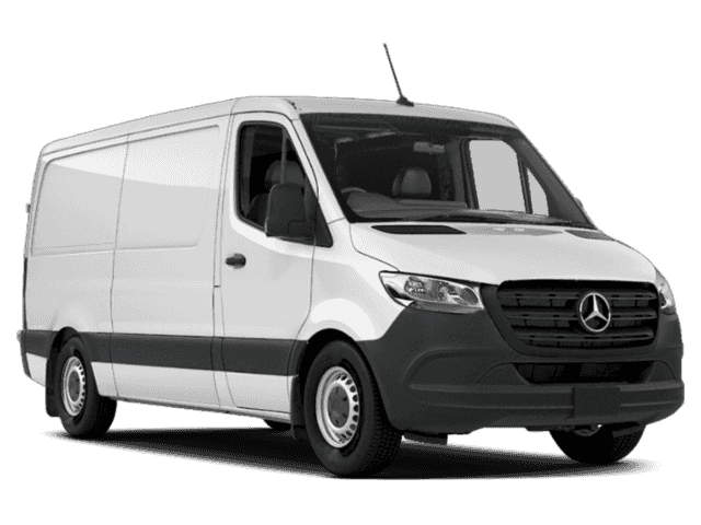 New 2019 Mercedes-Benz Sprinter 1500 Standard Roof I4 144 RWD