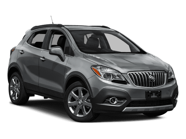 Certified Pre-Owned 2016 Buick Encore AWD 4dr