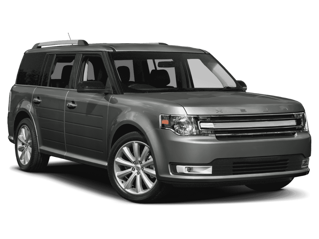 2019 Ford Flex SEL With Navigation