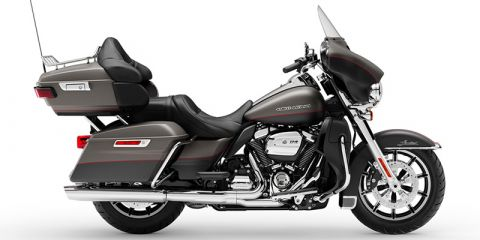 New 2019 Harley-Davidson Touring Ultra Limited FLHTK