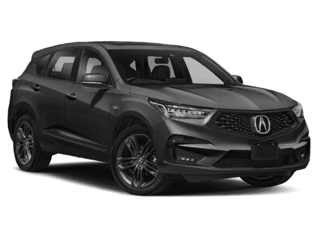New 2021 Acura RDX A-Spec Package With Navigation & AWD