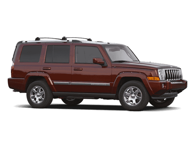 Pre-Owned 2010 Jeep Commander