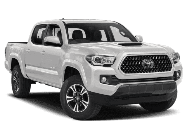 New 2019 Toyota Tacoma TRD Sport Double Cab 4x4 V6 Long Bed