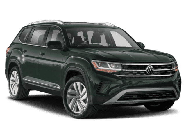 New 2021 Volkswagen Atlas 3.6L V6 SE w/Technology w/Technology and 4Motion
