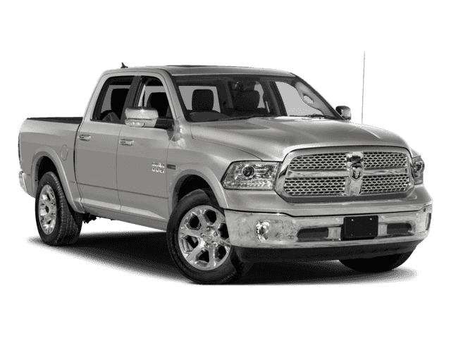 NEW 2018 RAM 1500 LARAMIE CREW CAB 4X4 6'4 BOX