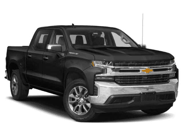 2019 Chevrolet Silverado 1500 LT  -  Apple CarPlay