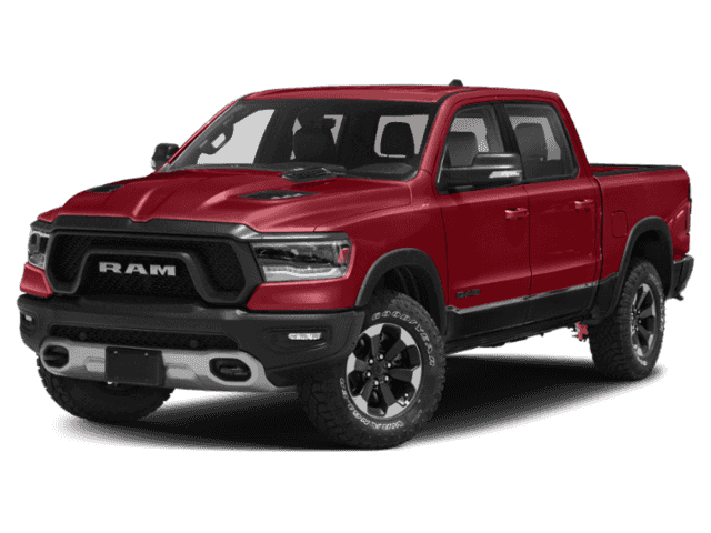New 2020 RAM All-New 1500 Rebel
