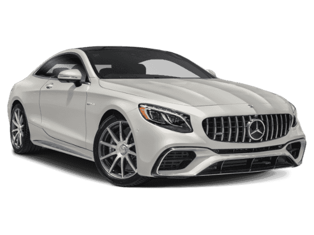 New 2020 Mercedes-Benz S-Class AMG® S 63 Coupe