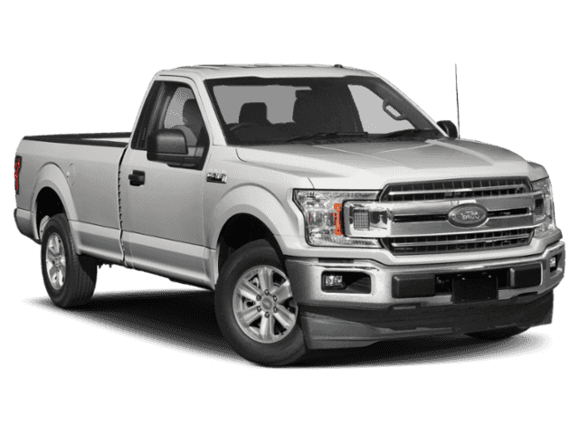 New 2019 Ford F-150 2WD REG CAB