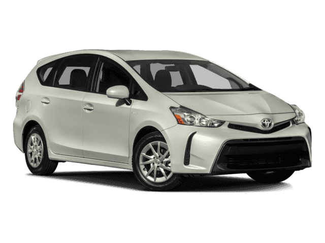 New 2017 Toyota Prius v Two FWD Station Wagon