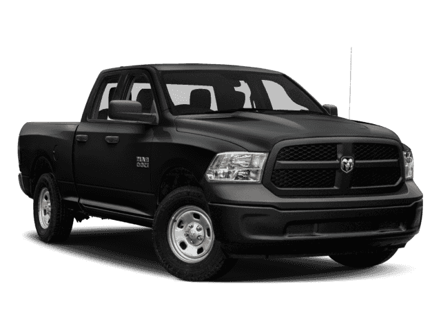 Certified Pre-Owned 2017 Ram 1500 Express 4x4 Quad Cab 6'4 Box