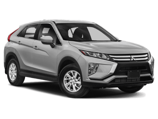 New 2019 Mitsubishi Eclipse Cross LE