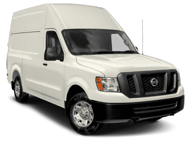 2018 Nissan NV2500 HD SV