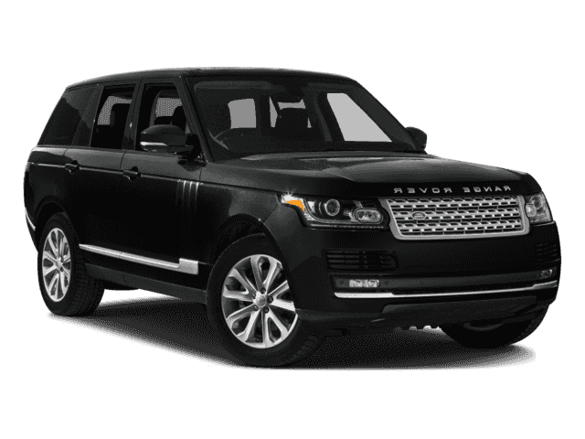 New 2016 Land Rover Range Rover HSE Td6 With Navigation & AWD