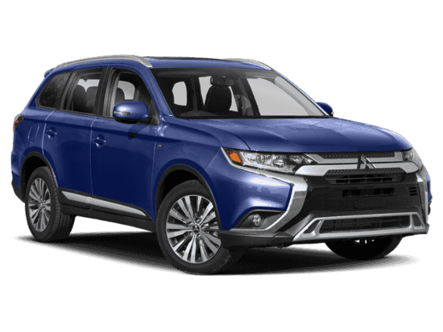 New 2020 MITSUBISHI OUTLANDER EX Four Wheel Drive S-AWC