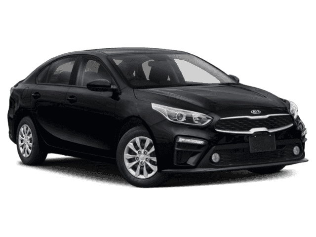 New 2020 Kia Forte FE FWD 4D Sedan