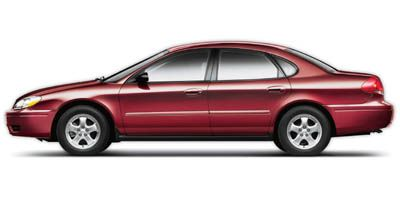 Pre-Owned 2007 FORD TAURUS SE Sedan 4